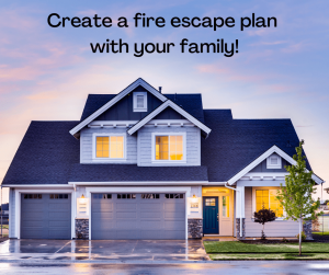 Northbrook, Northbrook Illinois, Bassler, Bassler and Co., Bassler and Co Insurance, Fire, Fire Safety, Home Fires, Be Prepared, Fire Safety, Prepare Now, Fires Happen, Fire Damage, Smoke Damage, Smoke, Fire Fighters, Homeowners, Homeowners Tips, Family Safety, Safety Tips, Fire Escape Plan, Escape Plan